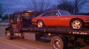 Towing service and tow truck company in Lexington, MI.