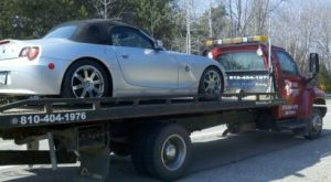 Port Sanilac, Deckerville, Marlette and Minden towing services and tow truck company.