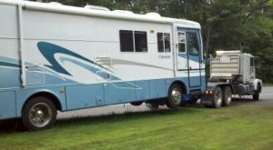Harbor Beach, White Rock, Forester and Port Sanilac Roadside Assistance for Motor Home and RV breakdowns.
